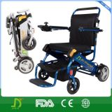New Design Aluminum Foldable Lightweight Electric Power Wheelchairs Mobility
