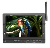 7 Inch LCD Monitor Built in DVR and 32 Channel AV Receiver