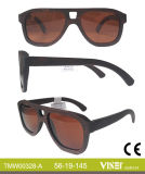 New Fashionable New Design Wooden and Bamboo Sunglasses with Ce and FDA (328-A)