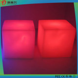 Halloween Decoration Multi Color Square Shape Wireless LED Light