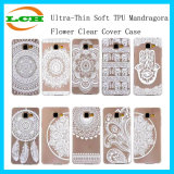 Ultra-Thin Soft TPU Mandragora Flower Clear Cover Case for iPhone7
