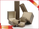 Luxury Jewelry Boxes PU Packing Ring Jewelry Boxes