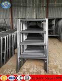 Tubular Steel Movable Ladder Frame Scaffolding Stage Platform