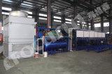 Block Ice Machine Milky Ice Edible Ice 60Hz Aluminium Alloy
