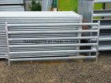 Heavy Duty Alpaca/Goat/Sheep Yard Panels 2.1m X 1.2m Oval Rails
