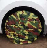 Waterproof Camouflage Car Wheel Tire Cover