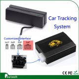 RS232, Ttl, USB Interface Reprogrammable Magnetic Stripe Card Reader Msr100 with Free Software for GPS Tracking System
