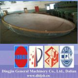 Cladding Plate Elliptical Dish End by Hot Forming for Boiler