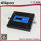 Ce Approval Dual Bond GSM/3G 980 900/2100MHz Signal Booster Set