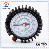 Multi Colors Air Meter & Pressure Gauge Manufacturer with Rubber Booted