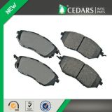 Comfort & Quiet Car Brake Pad with Stable Wear Rate