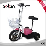 3 Wheel Band Brakes Mobility Balance Foldable Electric Vehicle (SZE500S-3)