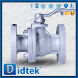 Didtek Cryogenic Low Temperature Lcb Carbon Steel Floating Ball Valve