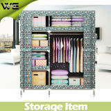 Portable Wardrobe Home Furniture Closets Fabric Portable Wardrobe
