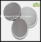 High Precision Good Quality Stainless Steel Filter Disc