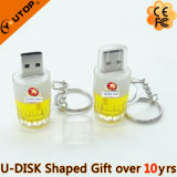 Cold Drink Beer Cup USB Flash Drive as Drinking Gift (YT-1100)