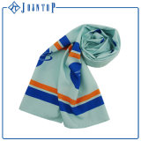 Handmade Super Soft Customized Printing Promotion Polyester Scarf