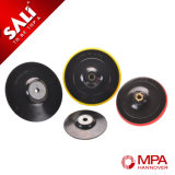 Angle Grinder Plastic Velcro Disc Backing Pad for Wood Polishing