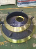 Concave and Mantle for Cone Crusher