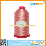 High Tenacity Nylon Sewing Thread in Raw White and Color