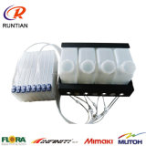 Continuous Ink Supply System 8+4 CISS for Mimaki and Roland Mutoh Inkjet Printer