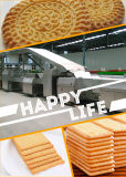 Sh High Profitable Delicious Hard Biscuit Making Machine