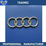 Decorate Durable Gold Auto Logo Car Decal Car Emblems for Cars