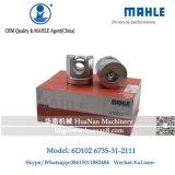 Mahle Piston S6d102 for PC200-6 Excavator 6735-31-2111