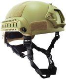 NIJ IIIA PE/Kevlar/Aramid Fast Bulletproof Helmet