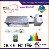 Hydroponic Growing System LED Grow Light Kits 315watt Dim Knob CMH Electronic Ballast