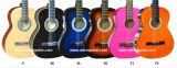 China Aiersi Hot Sale Colour Children Classical Guitar Different Size
