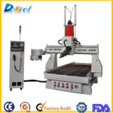 4 Axis CNC Router 3D Wood Stone Engraver Cutter Machine