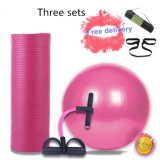 Yoga Mat Suit with Yoga Mat Yoga Ball Rally