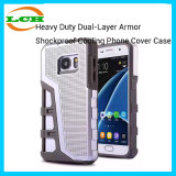 Heavy Duty Dual-Layer Armor Shockproof Cooling Phone Cover Case