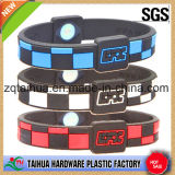 Smart Silicone Wristband with Color Filled