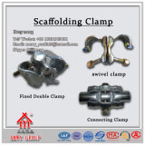 Scaffolding Steel Swivel Clamp/Coupler with Factory Price