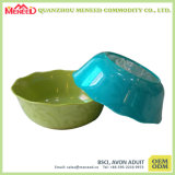Festival Use Top Grade Colorful Reusable Plastic Candy Bowl