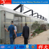 Plastic Film for Greenhouse, Easily Assembled Glass Garden Greenhouse