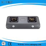Coated Panel 2burner Methane Gas Stove