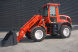 Mini Telescopic Loader Er2000 with Wooden Forks for Sale