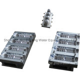 4 Capacity Plastic Bottle Blow Molding Mold