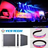 Full Color Flexible Indoor Stage LED Curtain Display