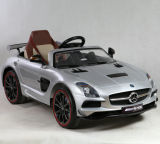 Best Selling Kid Licensed Ride on Car Toy 12volt with Leather Seat