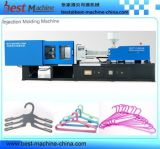 Large Output Household Plastic Adult Hanger Injection Molding Making Machine Supplier in China