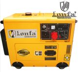 3 Phase Soundproof 8kVA Diesel Generator Set