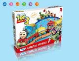 B/O Railway Train Car Vehicle with Light & Music (848002)