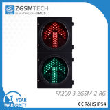 Direction LED Traffic Light Red Green Arrow Dia. 200mm 8 Inch