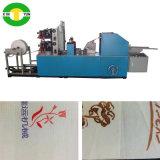 Full Auto L Type 3 Folding Paper Napkin Printing Machine