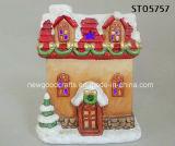 LED Festive Christmas Village House Ornament Lit Decoration Lights