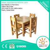 Children′s Kindergarten Furniture of Wooden Tables and Chairs